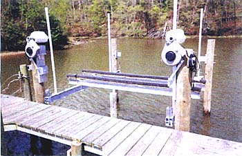 East Coast Boat Lifts The E-Drive System
